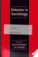 Debates In Sociology