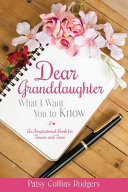 Dear Granddaughter