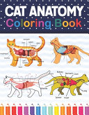 Cat Anatomy Coloring Book