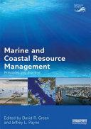 Marine and Coastal Resource Management