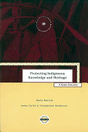 Protecting Indigenous Knowledge And Heritage Book PDF