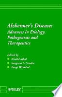 Alzheimer s Disease Book