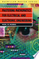 Mastering Mathematics For Electrical And Electronic Engineering