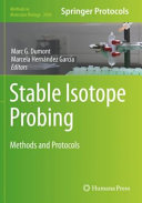 Stable Isotope Probing