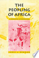 The Peopling Of Africa