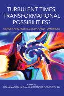 Turbulent Times, Transformational Possibilities? [Pdf/ePub] eBook