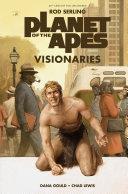 Planet of the Apes Original Graphic Novel: Visionaries