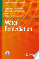 Book Cover: Water Remediation