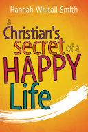 Pdf A Christian's Secret of a Happy Life