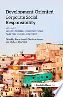 Development Oriented Corporate Social Responsibility  Volume 1