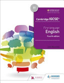 Books - IGCSE Eng As 1st Lang 4th Ed | ISBN 9781510421318