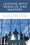 Leading with Resolve and Mastery