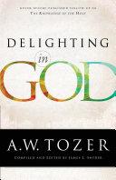 Delighting in God Pdf/ePub eBook