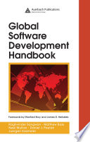 Global Software Development Handbook Book