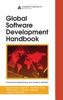 Global Software Development Handbook