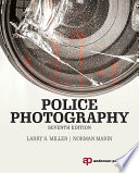 Police Photography Book