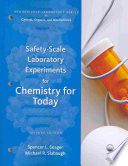 Safety scale laboratory experiments for chemistry for today safety scale laboratory experiments for chemistry for today front cover spencer l seager michael r slabaugh fandeluxe Image collections