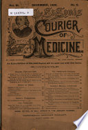 The St  Louis Courier of Medicine