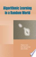 Algorithmic Learning in a Random World