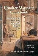 A Quaker Woman's Cookbook
