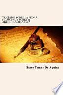 Tratado Sobre La Piedra Filosofal Y Sobre El Arte De La Alquimia