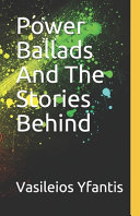 Power Ballads And The Stories Behind