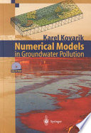 Numerical Models In Groundwater Pollution Book PDF