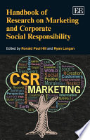 Handbook Of Research On Marketing And Corporate Social Responsibility