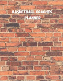 Basketball Coaches Planner