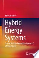 Hybrid Energy Systems Book