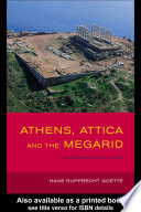 Athens  Attica and the Megarid