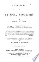 Outlines of Physical Geography