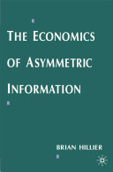 The Economics of Asymmetric Information