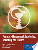 Pharmacy Management Leadership Marketing And Finance Book