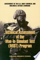 Technical Assessment of the Man-in-Simulant Test Program