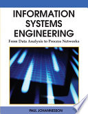 Information Systems Engineering  From Data Analysis to Process Networks