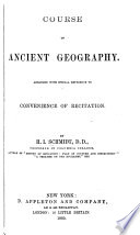 Course of Ancient Geography