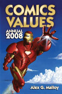 Comics Values Annual 2008 Book