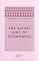 The Secret Sins Of Economics PDF