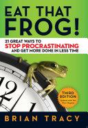 Pdf Eat That Frog!