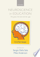 Neuroscience in Education