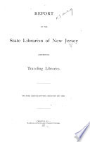 Annual Report of the Public Library Commission of New Jersey