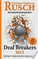 Deal Breakers 2013: Contract Terms Writers Should Avoid