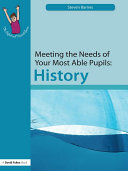 Meeting the Needs of Your Most Able Pupils  History