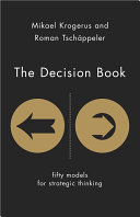 The Decision Book book cover