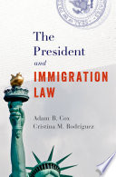 The President and Immigration Law Book PDF