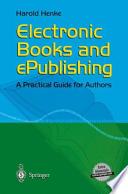 Electronic Books and Epublishing