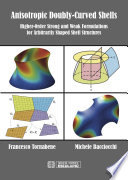 Anisotropic Doubly Curved Shells Book