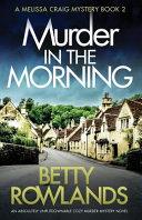Murder in the Morning: An Absolutely Unputdownable Cozy Murder Mystery Novel