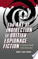 The Art of Indirection in British Espionage Fiction Book Online